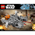 LEGO Imperial Assault Hovertank Set 75152 Instructions