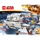 LEGO Imperial AT-Hauler Set 75219 Instructions