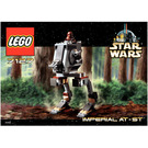 LEGO Imperial AT-ST Set 7127 Instructions