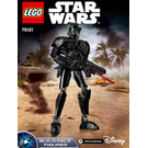 LEGO Imperial Death Trooper Set 75121 Instructions