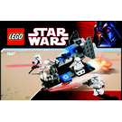 LEGO Imperial Dropship Set 7667 Instructions