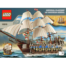 LEGO Imperial Flagship Set 10210 Instructions