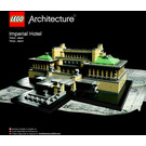 LEGO Imperial Hotel Set 21017 Instructions
