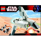 LEGO Imperial Landing Craft Set 7659 Instructions