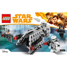 LEGO Imperial Patrol Battle Pack Set 75207 Instructions