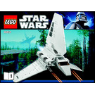 LEGO Imperial Shuttle Set 10212 Instructions