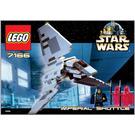 LEGO Imperial Shuttle Set 7166 Instructions