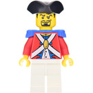 LEGO Imperial Soldier Officer from the Pirates Advent Calendar 2009 Minifigure
