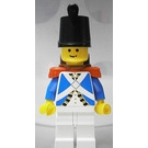 LEGO Imperial Soldier with Shako and Brown Backpack Minifigure