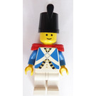 LEGO Imperial Soldier with Shako (Reissue) Minifigure