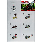 LEGO Imperial Speeder Bike Set 30005 Instructions