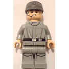 LEGO Imperial Star Destroyer Crew Member with Gray Cap Minifigure