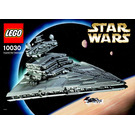 LEGO Imperial Star Destroyer Set 10030 Instructions