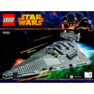 LEGO Imperial Star Destroyer Set 75055 Instructions