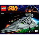 LEGO Imperial Star Destroyer Set 75055 Instructions