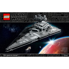 LEGO Imperial Star Destroyer Set 75252 Instructions