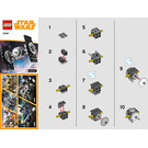LEGO Imperial TIE Fighter Set 30381 Instructions