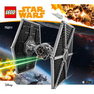 LEGO Imperial TIE Fighter Set 75211 Instructions