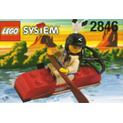 LEGO Indian Kayak Set 2846