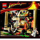 LEGO Indiana Jones and the Lost Tomb Set 7621 Instructions
