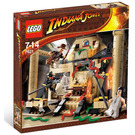 LEGO Indiana Jones and the Lost Tomb Set 7621 Packaging