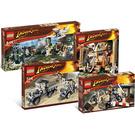 LEGO Indiana Jones Classic Adventures Collection Set Packaging