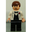 LEGO Indiana Jones in dinner jacket Minifigure