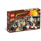 LEGO Indiana Jones Motorcycle Chase Set 7620 Packaging
