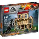 LEGO Indoraptor Rampage at Lockwood Estate Set 75930 Packaging
