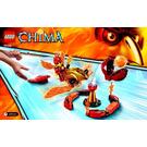 LEGO Inferno Pit Set 70155 Instructions