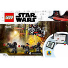 LEGO Inferno Squad Battle Pack Set 75226 Instructions