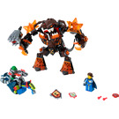 LEGO Infernox captures the Queen Set 70325