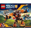 LEGO Infernox captures the Queen Set 70325 Instructions