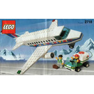 LEGO Inflight Air 2000 Set 2718