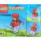 LEGO Infomaniac Set 2181