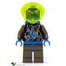 LEGO Insectoids Female with Airtanks Minifigure