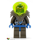 LEGO Insectoids Female with Dark Gray Armor Minifigure