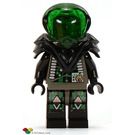 LEGO Insectoids - green circuitry Minifigure
