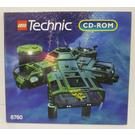 LEGO Instruction CD-ROM for 8250/8299