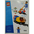 LEGO Intelligent Train Deluxe Set 3325 Instructions