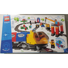 LEGO Intelligent Train Deluxe Set 3325 Packaging