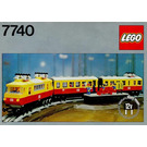 LEGO Inter-City Passenger Train Set 7740