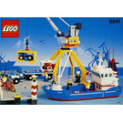 LEGO Intercoastal Seaport Set 6541