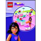 LEGO Interior Designer Set 5943 Instructions