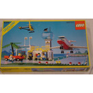 LEGO International Jetport Set 6396 Packaging