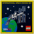 LEGO International Space Station 20th Anniversary Patch (5006148)