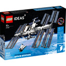 LEGO International Space Station Set 21321 Packaging