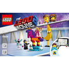 LEGO Introducing Queen Watevra Wa'Nabi Set 70824 Instructions
