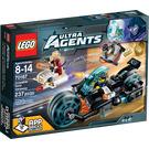 LEGO Invizable Gold Getaway Set 70167 Packaging