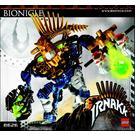 LEGO Irnakk Set 8626 Instructions